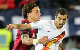 Cagliari vs AS Roma