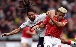 Charlton Athletic vs Middlesbrough