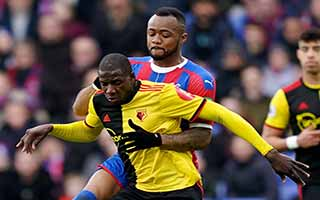 Crystal Palace vs Watford