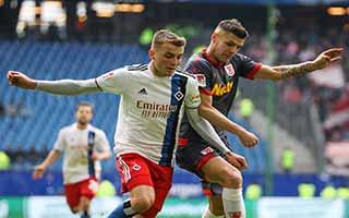 Hamburger SV vs Jahn Regensburg