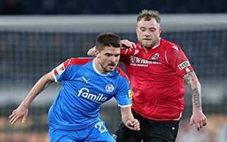 Hannover vs Holstein Kiel