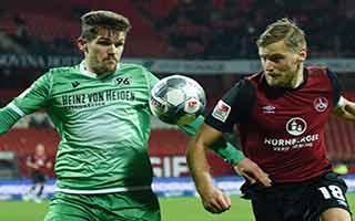 Nurnberg vs Hannover