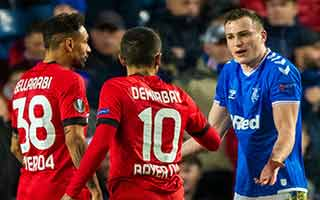 Rangers vs Bayer Leverkusen
