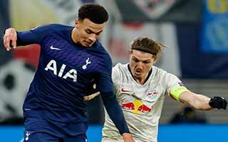 RasenBallsport Leipzig vs Tottenham Hotspur