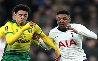 Tottenham Hotspur vs Norwich City
