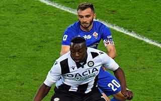 Udinese vs Fiorentina