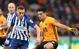 Wolverhampton Wanderers vs Brighton & Hove Albion