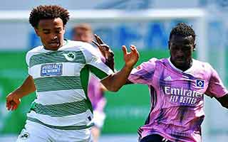 Greuther Furth vs Hamburger SV