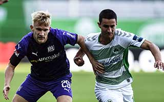 Greuther Furth vs VfL Osnabruck