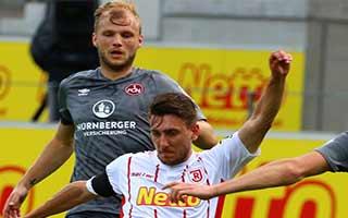 Jahn Regensburg vs Nurnberg