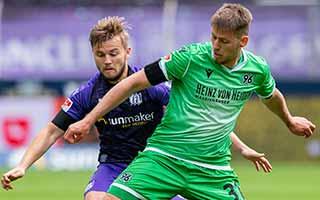 VfL Osnabruck vs Hannover