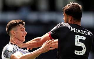 Derby County vs Reading