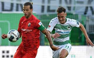 Greuther Furth vs Sandhausen