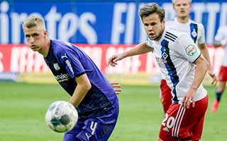 Hamburger SV vs VfL Osnabruck