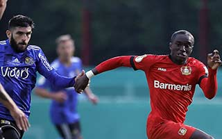 Saarbrucken vs Bayer Leverkusen