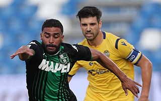 Sassuolo vs Hellas Verona