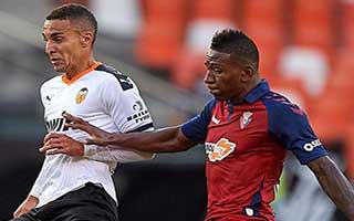 Valencia vs Osasuna