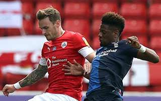 Barnsley vs Nottingham Forest