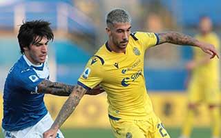 Brescia vs Hellas Verona