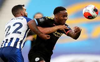 Brighton & Hove Albion vs Manchester City