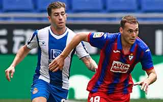 Eibar vs Valladolid