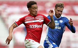 Middlesbrough vs Cardiff City