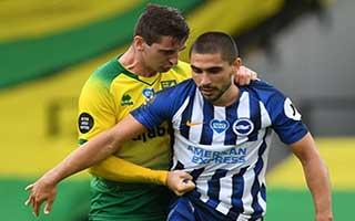 Norwich City vs Brighton & Hove Albion