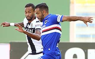 Parma vs Sampdoria