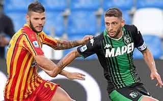 Sassuolo vs Lecce