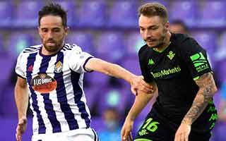 Valladolid vs Real Betis