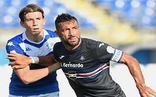 Brescia vs Sampdoria