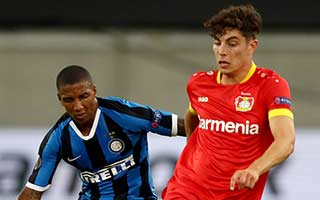 Inter vs Bayer Leverkusen